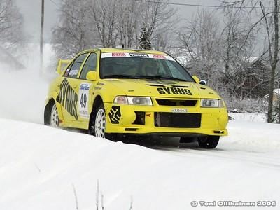 18.02.2006 - SM Vaakuna-Ralli, Mikkeli