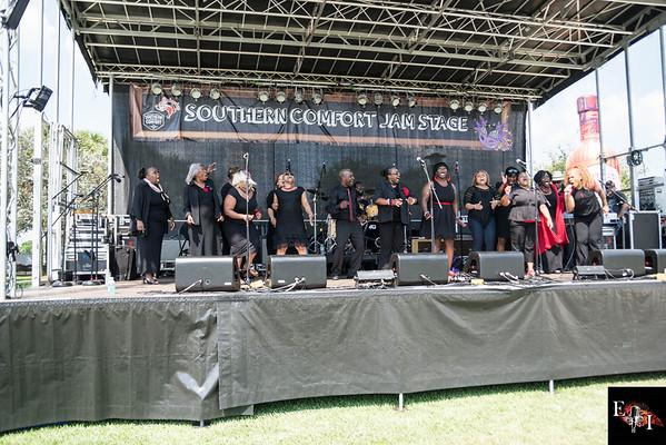 North Broward Community All-Star Gospel Choir 2015