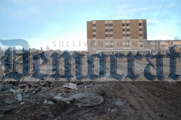 Kutsher's Demolition