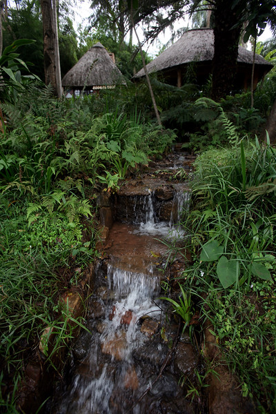 Phophonyane Falls Lodge and Nature Reserve, Swaziland.