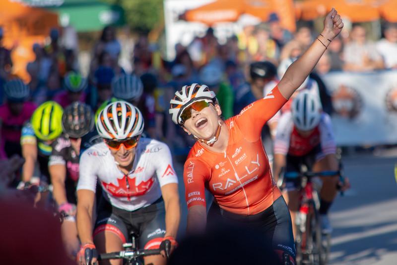 Giro Di Burnaby 2018
