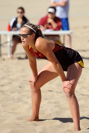 Women's Sand Volleyball