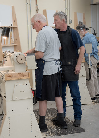 Woodturning with Jimmy Clewes Fall 2018