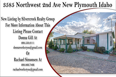3585 Northwest 2nd Ave New Plymouth Idaho - Donna Gill