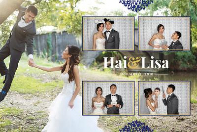 Hai & Lisa (prints)