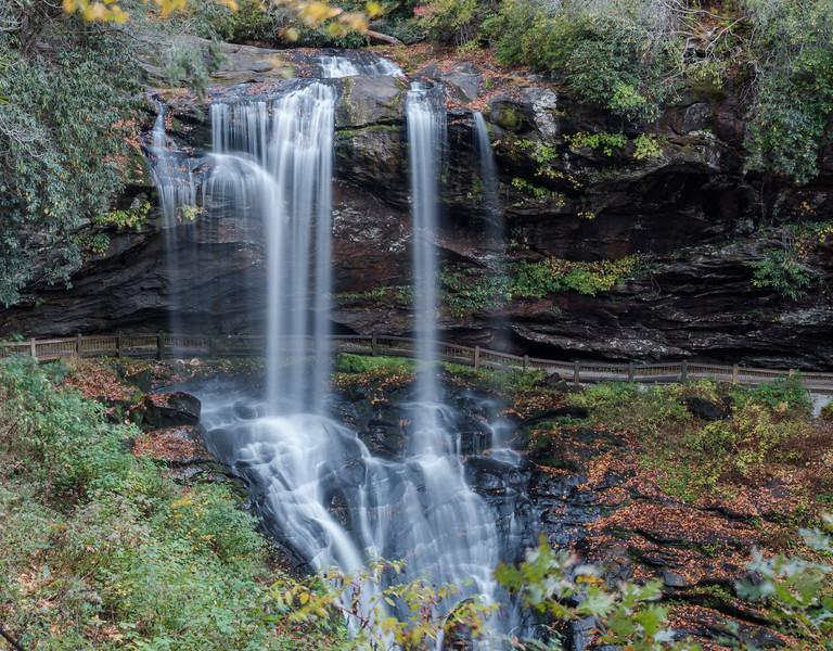 246 Oct 23 Pisgah Forest Dry Falls past Highland (1 of 1).jpg