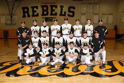 Boys Baseball 2013