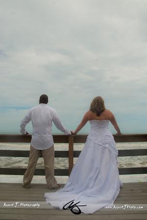 Beach After Engagement Shoot