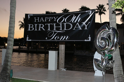 Tom's Birthday!