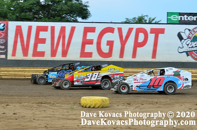 New Egypt Speedway 7-8-17