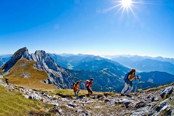 3 Gipfelwanderung