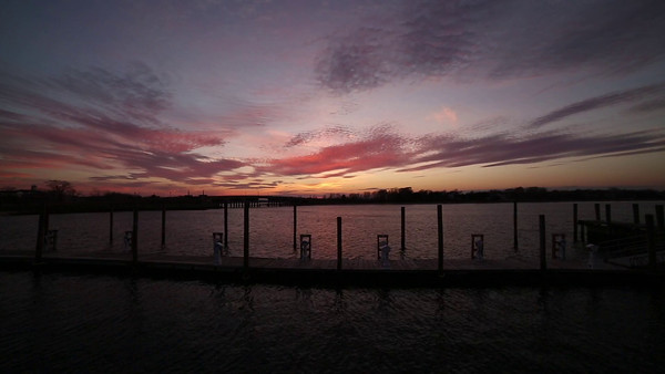 Long Wharf Sunset March 9th 2016