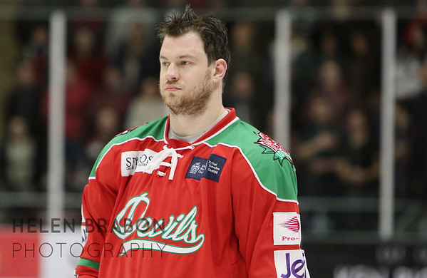 Cardiff Devils vs Nottingham Panthers 28-01-17