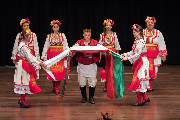 Bulgarian Folk Festival 2017, Zollikon