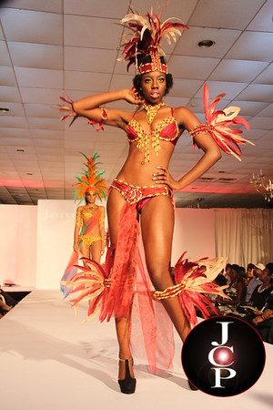 Caribbean Catwalk - NYC - Virgin Islands Fashion Week