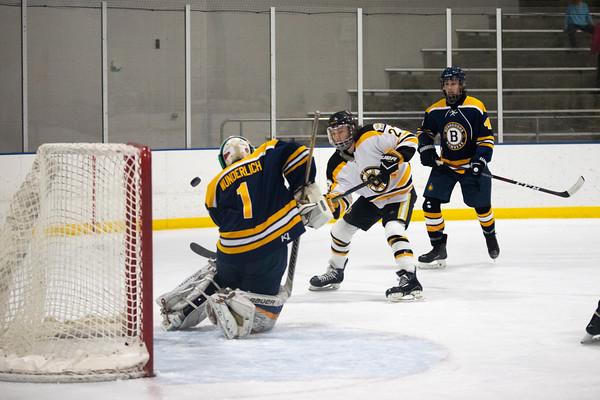 Ice Hockey: Oakville vs JBS