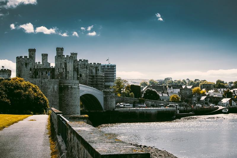 conwy castle wales