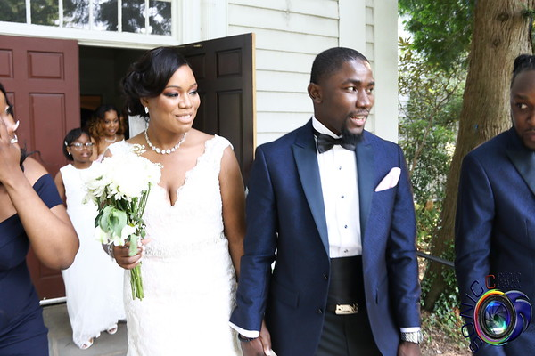MAY 31ST, 2019: THE ORELUS' WEDDING AND RECEPTION
