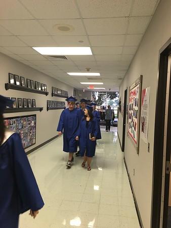 Seniors Walk the Halls of Windsong