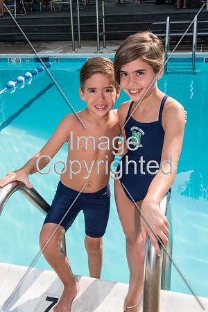 Norbeck Hills Swimteam 2017
