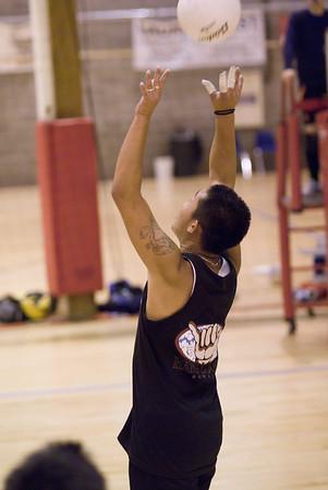 VTC Volleyball Men's Under 6' Tournament Sep 2007