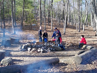 2015 - Spring Campout