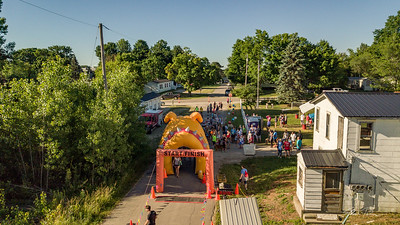 Chippewa Lake Firecracker 5k 2018