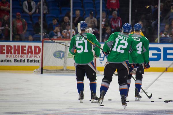 NY Islanders at Nassau Coliseum