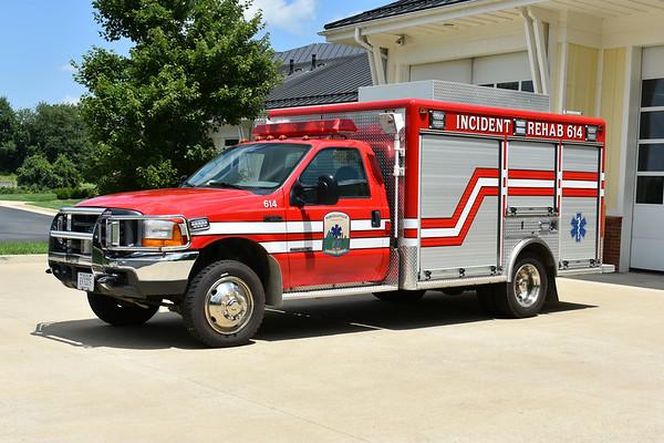 Company 14 - Purcellville Rescue Squad