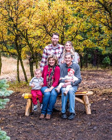 Peggy Whalen Family