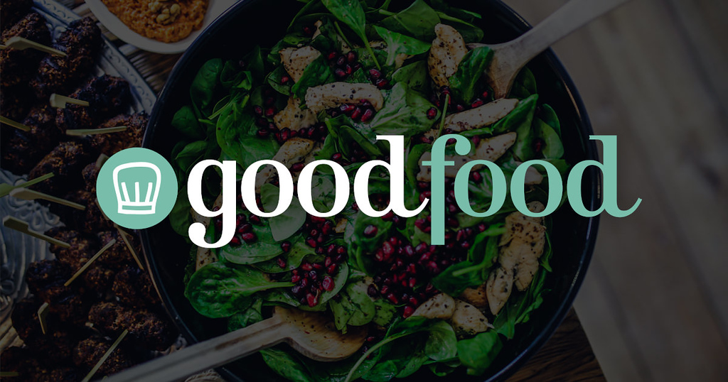 Good Food (photo credit: Nine)