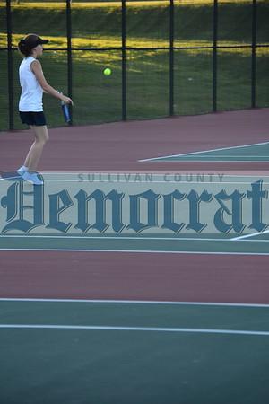 TV vs Liberty tennis