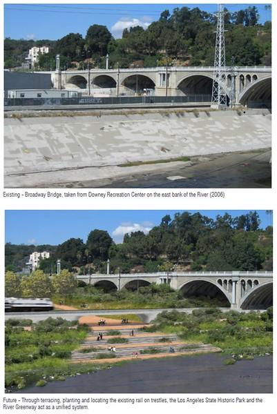 2007, LASHP River Connection