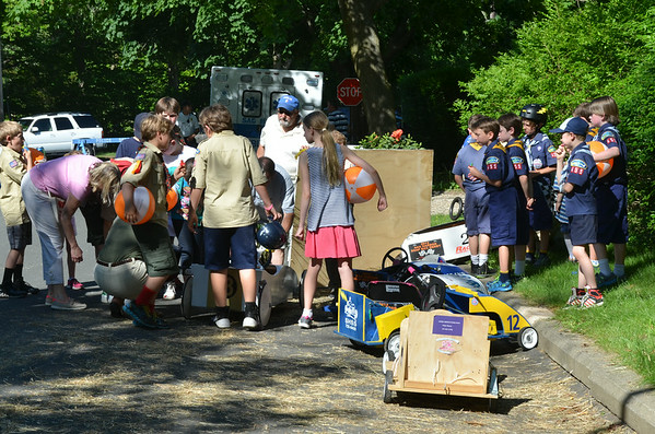2014 Sag Harbor Scouts Soap Box Derby