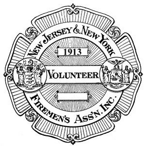 95th Annual Convention NJ & NY Volunteer Firemen's Association, Inc.