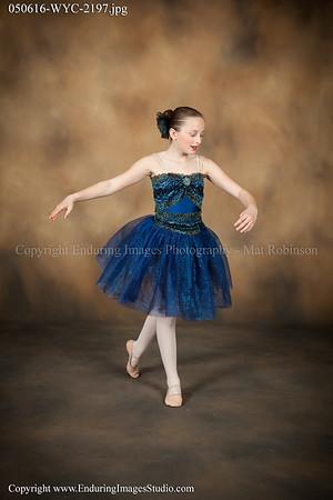 Ballet 3 (Tues 4:00)