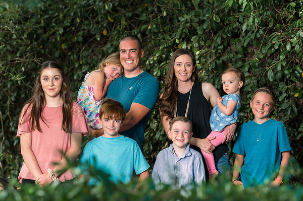 Journey Church Family Portraits - Summer 2019