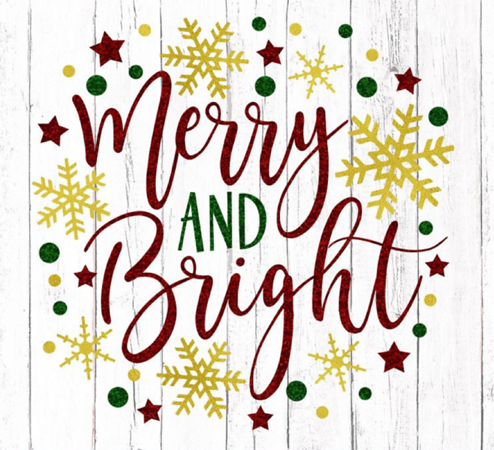 2018/12/25 Merry and Bright