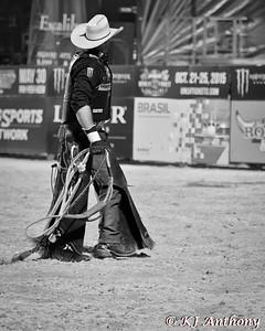 PBR 2015 Last Cowboy Standing - Round 1