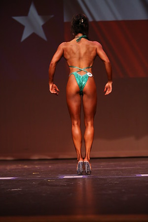 PreJudging Women's Figure