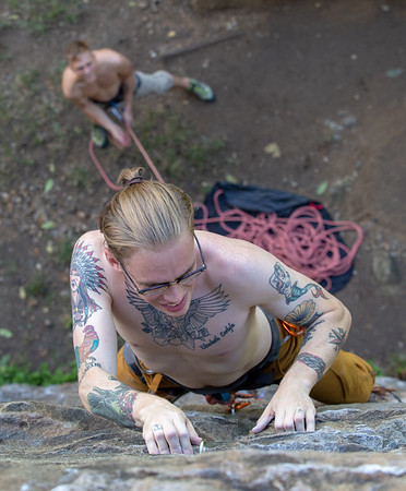 Richmond Wall Climbers