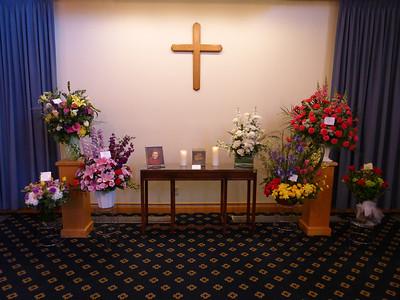 Nan's Funeral