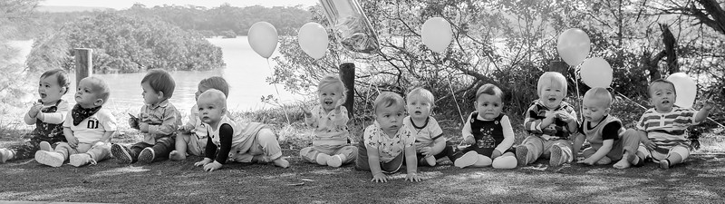 Bubba's 1st Birthday - Mums Group