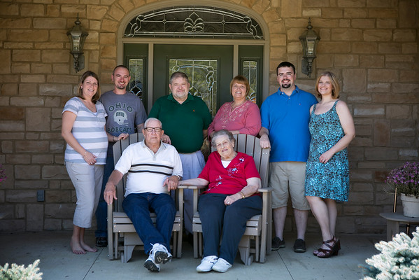 DayAfter Family | Myers Wedding