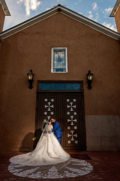 Mariah & Daniel - Española, New Mexico November 2020 Wedding