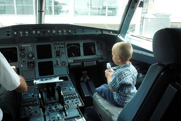 Hunter as Co-Pilot