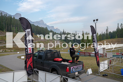2018 Xterra Canmore Pre Race