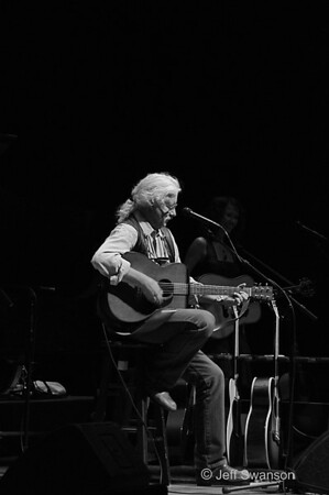 Arlo Guthrie and Family-Merrill Auditorium-11.19.09