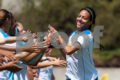Northridge 2010 women soccer