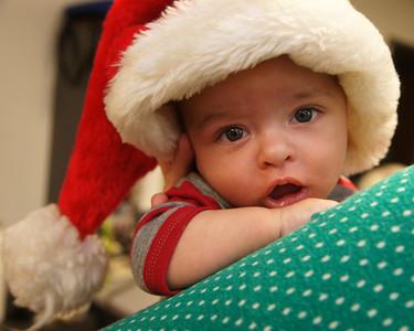 Baby Parker - A few quick pics!